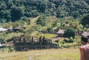Menschenrechtsbeobachtung in Chiapas
